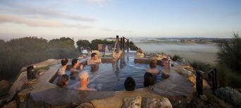 Mornington Peninsula Hot Springs, Bathing Boxes and Arthurs Seat Gondola Tour Thumbnail 1
