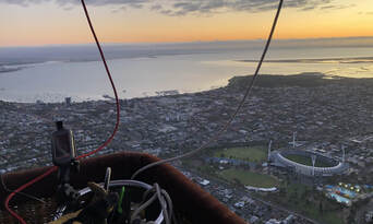 Geelong Hot Air Ballooning Thumbnail 2