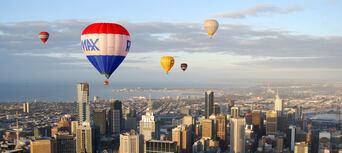 Melbourne Hot Air Ballooning Thumbnail 1