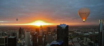 Melbourne Hot Air Ballooning Thumbnail 2