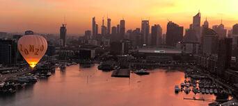 Melbourne Hot Air Ballooning Thumbnail 4
