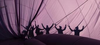 Melbourne Hot Air Ballooning Thumbnail 5