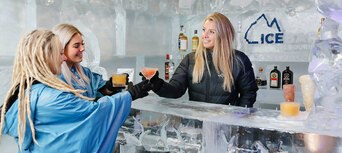 IceBar Standard Entry with Cocktail (Mocktail for Kids) Thumbnail 1