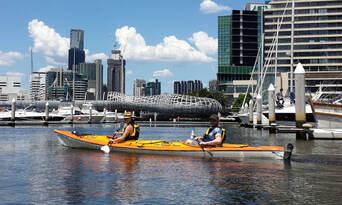 Melbourne City Sights Kayak Tour Thumbnail 1