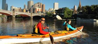 Melbourne City Sights Kayak Tour Thumbnail 2