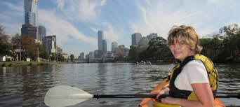 Melbourne City Sights Kayak Tour Thumbnail 6