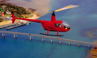 Phillip Island Rhyll, Cowes & Grand Prix Circuit Helicopter Flight Thumbnail 3