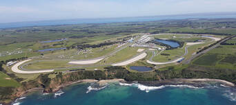 Phillip Island Rhyll, Cowes & Grand Prix Circuit Helicopter Flight Thumbnail 1