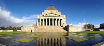 Shrine of Remembrance Tour Thumbnail 1