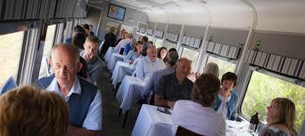 The Q Train - Q Class Lunch Or Dinner Departing Drysdale Thumbnail 6