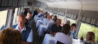 The Q Train - First Class Lunch Departing Queenscliff Thumbnail 6