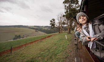 Puffing Billy Belgrave to Gembrook Return Tickets Thumbnail 5