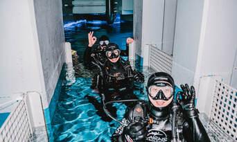 Dive with the Sharks at Cairns Aquarium Thumbnail 5