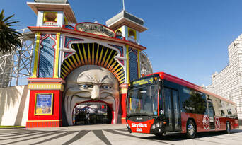 SkyBus Melbourne City to Tullamarine Airport Thumbnail 5