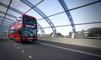 SkyBus Melbourne City to Tullamarine Airport Thumbnail 1
