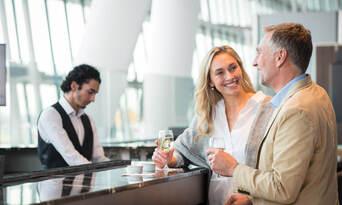 Plaza Premium Lounge Melbourne International Airport Thumbnail 1