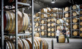 VIP Soil to Cellar Winery Tour Experience Thumbnail 5