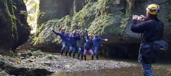 Waitomo Glowworm Caves Eco Tour Thumbnail 5