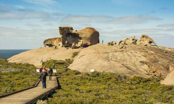Kangaroo Island Ferry Transfers for Passengers Thumbnail 2