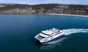 Kangaroo Island Ferry Transfers for Passengers Thumbnail 1
