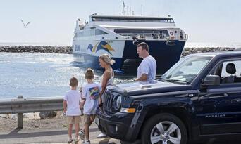 Kangaroo Island Ferry Transfers for Vehicles Thumbnail 1