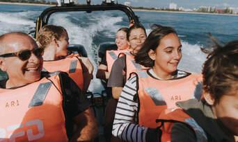 Mooloolaba Ocean Jet Boat Ride Thumbnail 3
