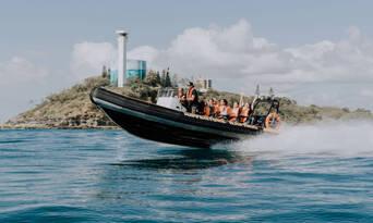 Mooloolaba Ocean Jet Boat Ride Thumbnail 4