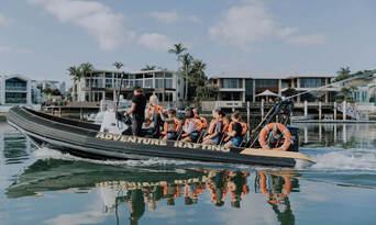 Mooloolaba Ocean Jet Boat Ride Thumbnail 5