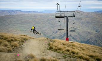 Mountain Bike Pass and Rental Package Thumbnail 2