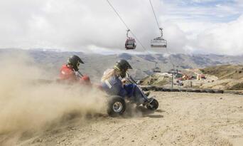 Mountain Carting and Lift Pass Thumbnail 1
