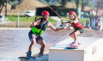 Gold Coast Wakeboarding and Kneeboarding Park Thumbnail 1