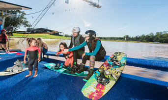 Gold Coast Wakeboarding and Kneeboarding Park Thumbnail 5