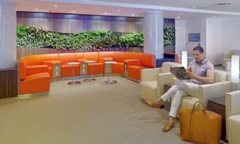 SkyTeam Lounge Sydney International Airport Thumbnail 1