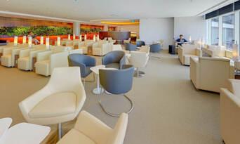 SkyTeam Lounge Sydney International Airport Thumbnail 4