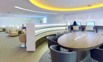 SkyTeam Lounge Sydney International Airport Thumbnail 5