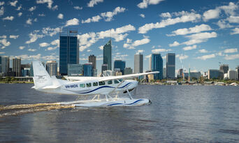 One Way Flight from Swan River to Rottnest Island Thumbnail 1