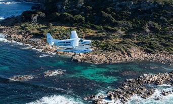 Rottnest Island Ultimate Seaplane & Seafood Tour Thumbnail 1