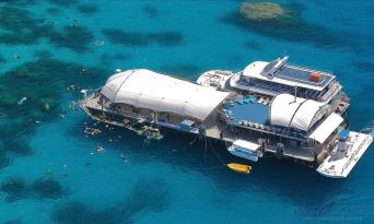 Great Barrier Reef + Green Island 1 Day Tour Combo Thumbnail 2