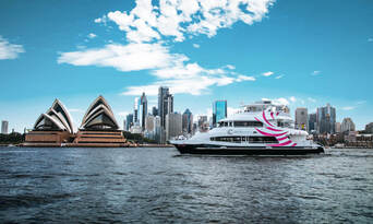 Sydney Harbour 2 Course Fine Dining Lunch Cruise with Drinks Thumbnail 6