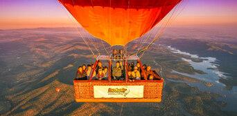 Gold Coast Hot Air Balloon Flight with Breakfast and FREE Photo Thumbnail 2