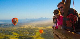 Gold Coast Hot Air Balloon Flight with Breakfast and FREE Photo Thumbnail 3