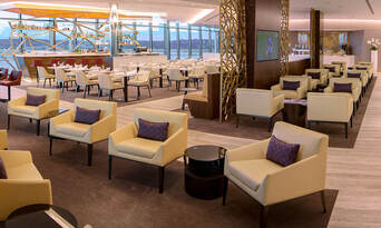 The House No1 Lounge Melbourne Airport Thumbnail 2