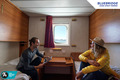Wellington to and from Picton Bluebridge Cook Strait Ferries Crossing Thumbnail 4