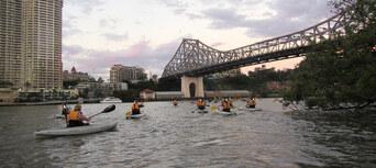 Kayaking Paddle And Grazing Platter Experience Thumbnail 2