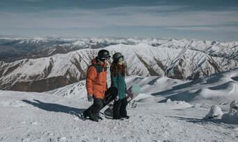 Winter Sightseeing Alpine Gondola Ride Thumbnail 4
