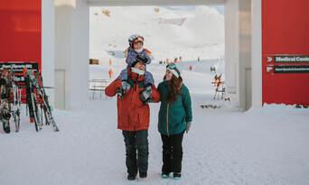 Winter Sightseeing Alpine Gondola Ride Thumbnail 5