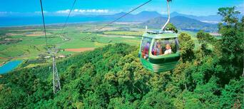 Kuranda Scenic Railway + Skyrail Rainforest Cableway Thumbnail 6