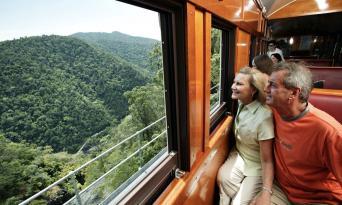 Kuranda Scenic Railway + Skyrail Rainforest Cableway Thumbnail 3