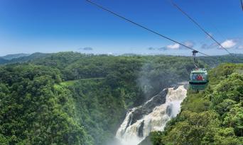 Kuranda Scenic Railway + Skyrail Rainforest Cableway Thumbnail 5
