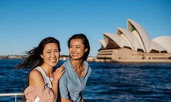 Sydney Morning Whale Watching Cruise Thumbnail 4